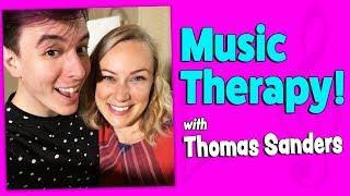 What is Music Therapy? Thomas Sanders & Kati Morton