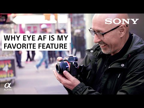 Why I Can't Live Without Eye AF For Street Photography | Nino Rakichevich | Sony Alpha Universe