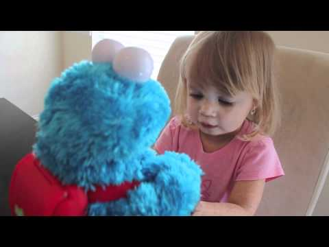 Sesame Street Count 'N Crunch Cookie Monster Review - The Toy Spy
