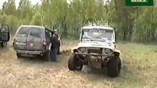 УАЗ off-road
