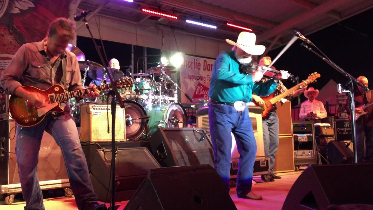 Charlie Daniels Live At The 2015 North Texas Fair Amp Rodeo