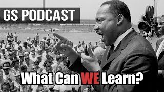 It has been over 50 years since dr. king was assassinated and the us become more turbulent in recent with race relations. dane sits down one o...