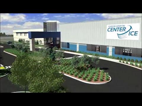 Florida Hospital Center Ice Virtual Tour