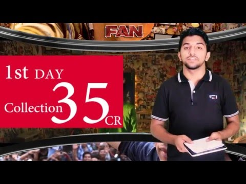 fan movie first day collection at box office pnp news fan movie hd songs fan movie 2nd collection fan movie 3rd day collection fan movie 1st weekend ben office fan