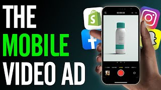 How To Create PROFITABLE Video Ads with your Phone