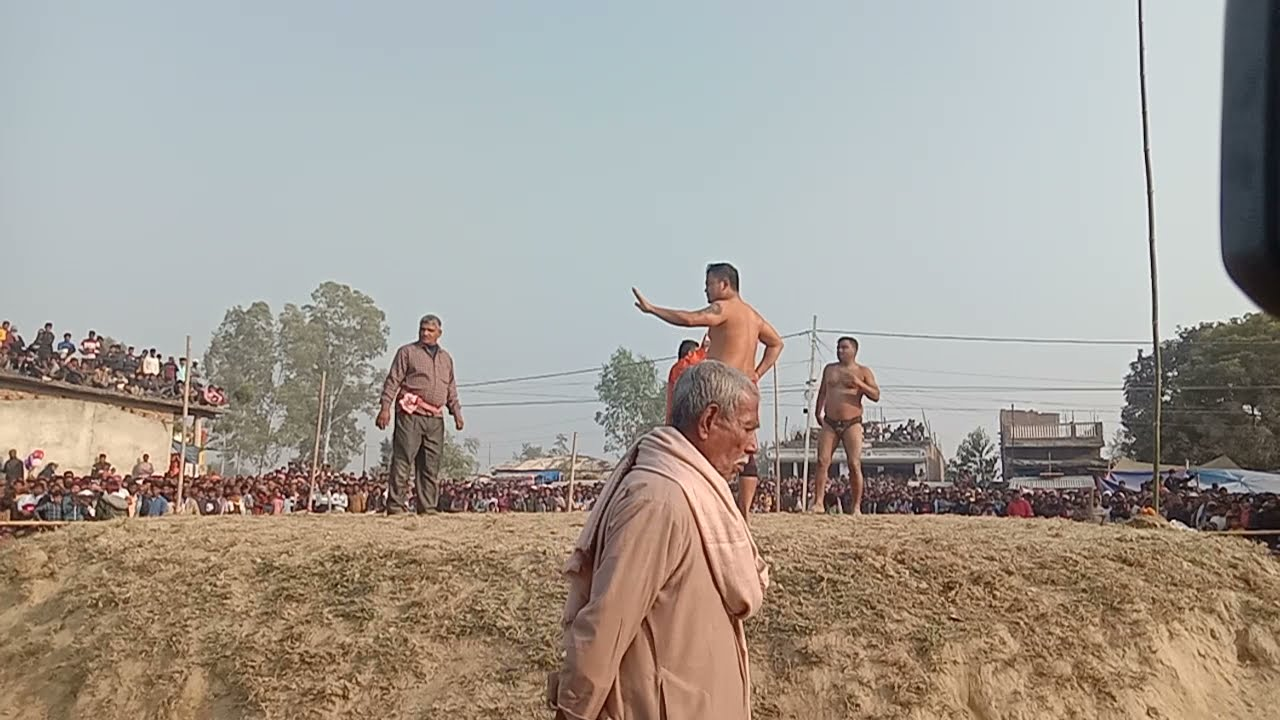 NEPAL KA SHER PARAS THAPA V/S VEERA RAJASTAN | Rk productions mirchaiya