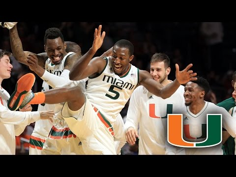 Miami Hurricanes Basketball Top 5 Moments Of The 2015-16 Season