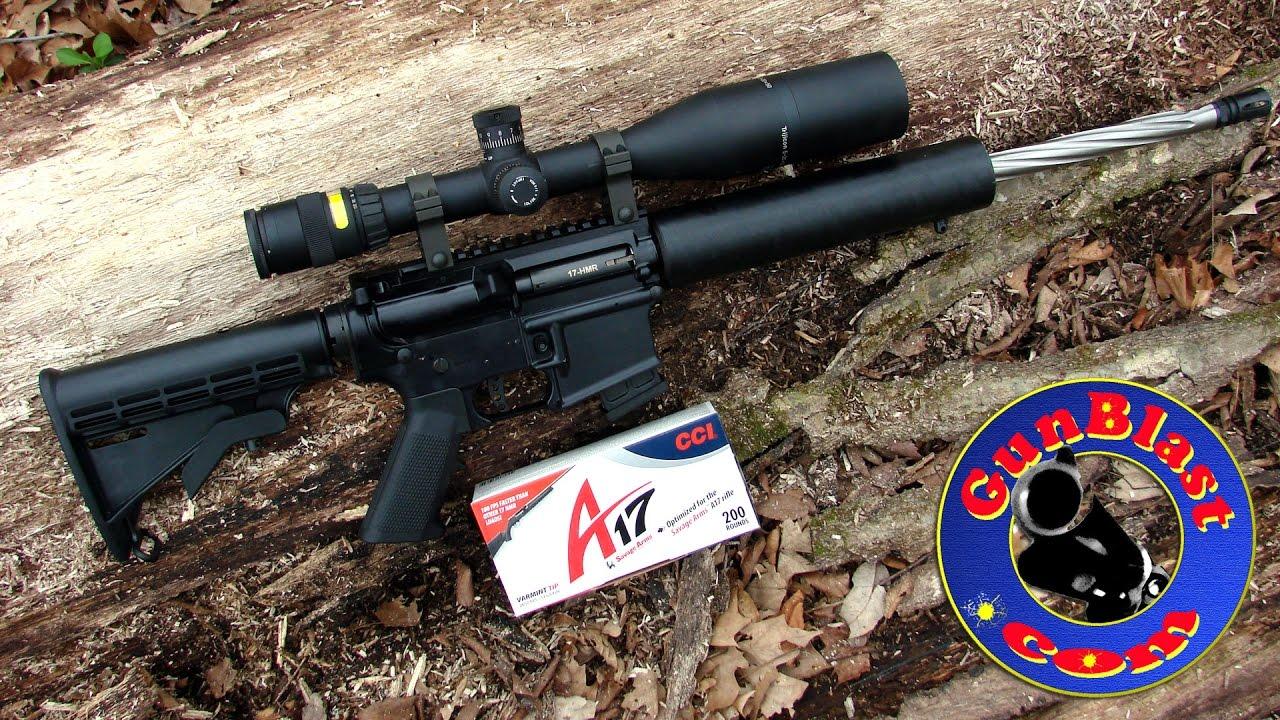 när jag var 17 år Shooting the Alexander Arms 17 HMR AR 15 Semi Automatic Rifle  när jag var 17 år