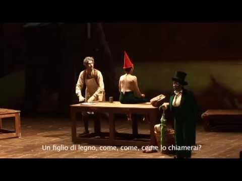 Pinocchio, opera by Natalia Valli, part 1 (3)