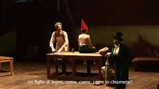 Pinocchio, opera for children by Natalia Valli, part 1 (3)