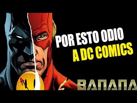 5 Cosas que Odio de Dc Comics - Criticas Banana