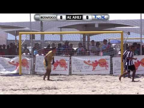 BOTAFOGO vs AL AHLI FINAL MATCH SUNDAY 1:45PM Stadium 1