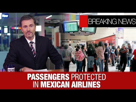 Passengers protected in Mexican airlines | Mexican technology and Facebook | Trump's solar wall