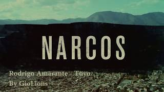 Rodrigo Amarante - Tuyo (Narcos Theme Song) Full COVER
