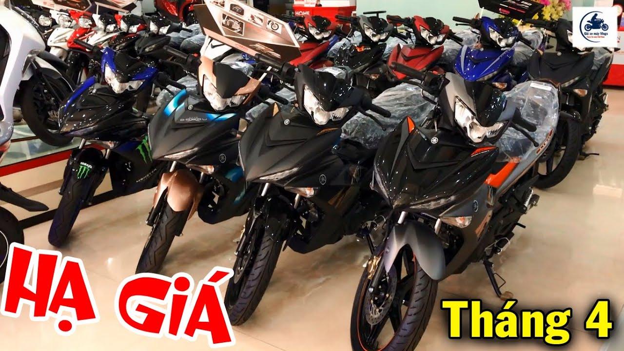 Hỏi giá xe Yamaha Exciter 150 tháng 4/2020 ▶️ Giá Exciter tiếp tục GIẢM 🔴 GIÁ XE MÁY VLOGS