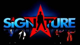 Signature song (Britains Got Talent).