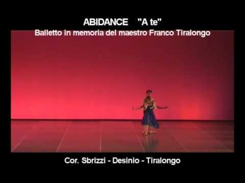 """Abidance """"A te"""""""