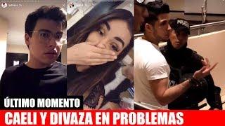 Caeli y La Divaza a punto de ser DETENIDAS en Ecuador | El TeamSinNombre ¡Ya no existe!