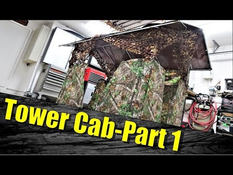 Hunting Blinds: Tower Blind Gone Wild - Part 1