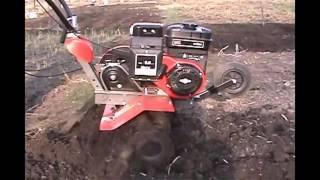 видео Мотокультиватор Pubert ECO MAX 55 HC2