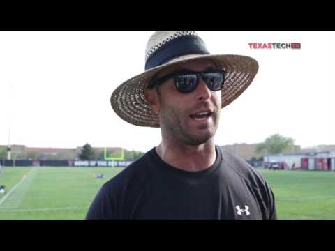 FB: Coach Kingsbury previews Friso Star scrimmage
