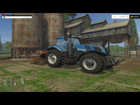 Farming Simulator 2015 Ep6 by Nidza Games (Srpski Gameplay)