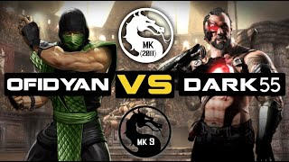 Fighting Lion Championship MK9 ( Grand Finals ) DARK55 (Kano) vs OFIDYAN (Reptile)