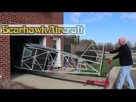 BearHawk Aircraft Bush Plane - STOL 4 Place Kit Plane Build