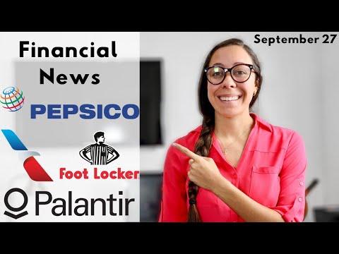 Palantir IPO, EV Industry, Nikola Stock, New SPAC Merger, Costco And Nike Earnings - Financial News