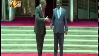 President Kenyatta's reshuffle, war on graft seen as fruits of the handshake