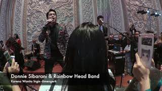 Video Donnie Sibarani & Rainbow Head Band - karena Wanita ingin dimengerti download MP3, 3GP, MP4, WEBM, AVI, FLV April 2018