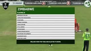 #zimvsire #irevszim Zimbabwe vs Ireland 2nd T20i | Full Match Highlights 12-07-2019