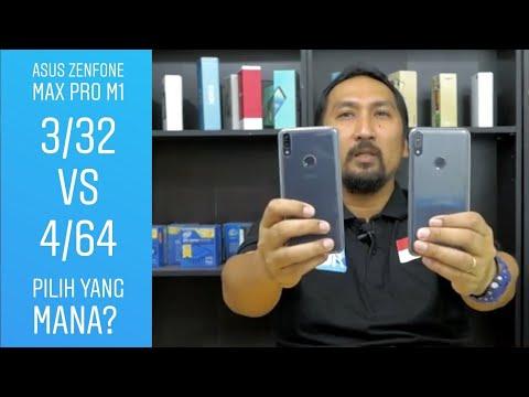 ASUS ZenFone Max Pro M1 3/32 atau 4/64: Ngirit atau Nambah Dikit?