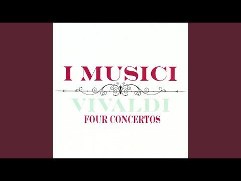 Concerto In D Major: I. Allegro