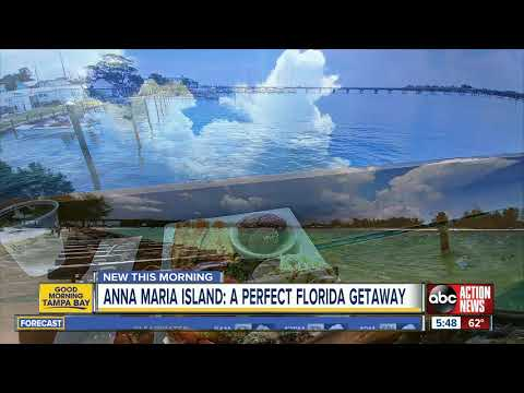 Village Of Cortez Is One Of The Many Must-sees On Anna Maria Island