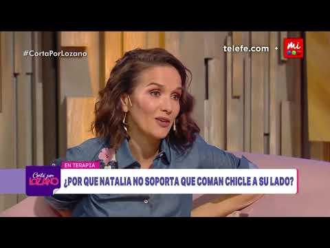 El extraño problema de Natalia Oreiro con el chicle - Cortá por Lozano