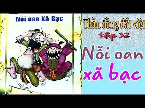 Thần đồng đất việt tập 32  Nỗi oan xã bạc   Sumo TV kể chuyện.