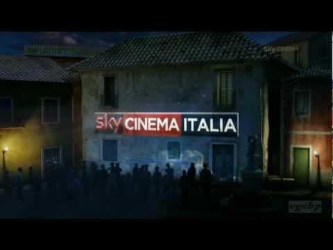 Sky Cinema Italy Idents 2010-11 / Sky Italia