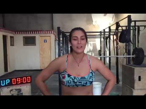 Wod 1 Nacional Wodstock 2015 Camila Escobar