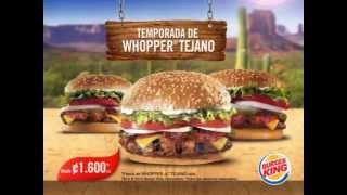 Whopper Tejano