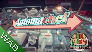 Automachef - A cooking puzzle game (Video Game Video Review)