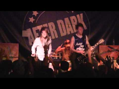 A Skylit Drive- Too Little Too Late (live @ xtreme wheelz 10/17/11)
