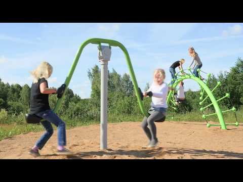 HAGS Swingo - Dynamic Play Equipment For Playgrounds