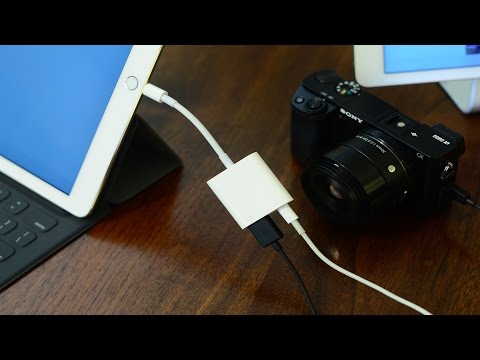 Apple Lightning to USB 3 Camera Adapter Review
