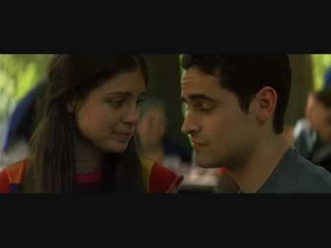Movie Couples  Jesse Bradford and Shiri Appleby Swim