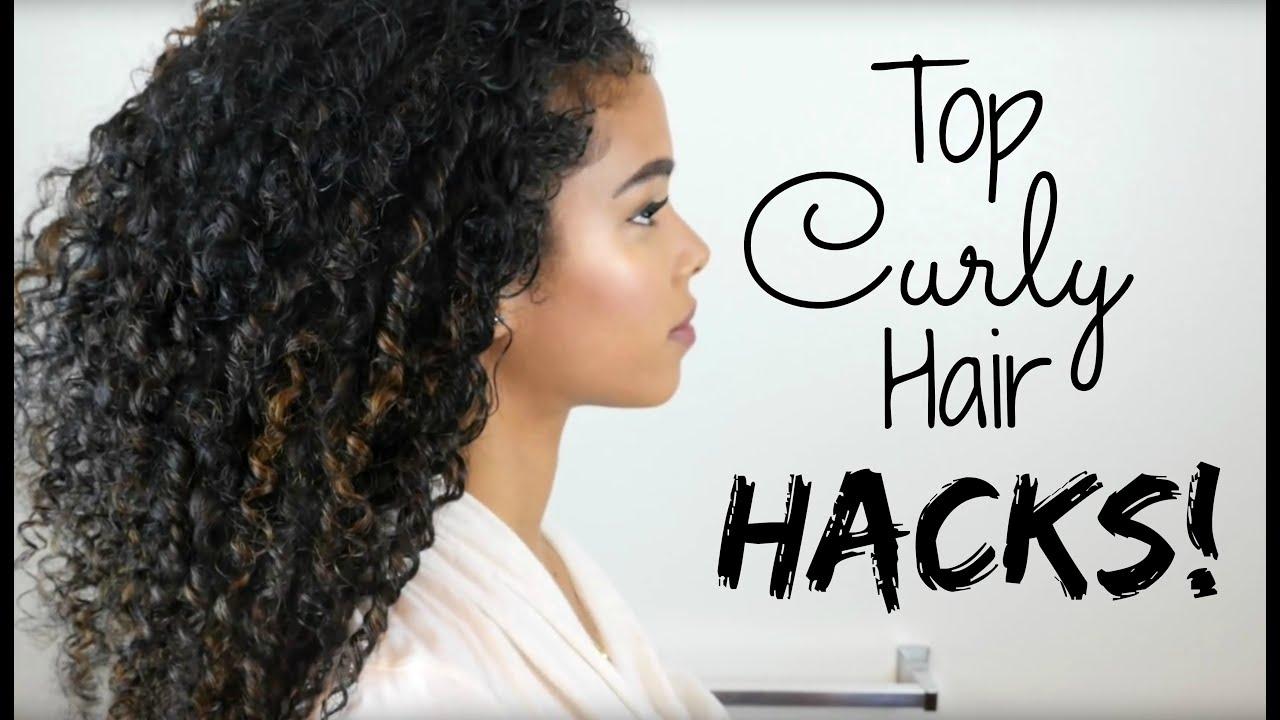 My Top Curly Hair Hacks Tips & Tricks