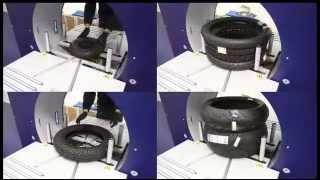 코팩 타이어 래핑머신 Compacta tire (타이어…