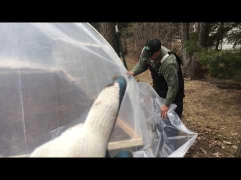 PVC Greenhouse Step by Step DIY