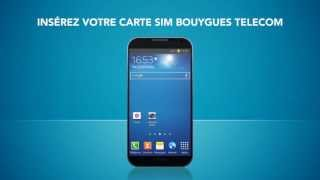 Débloquer un mobile SFR, Orange...pour l'utiliser avec une carte SIM Bouygues Telecom