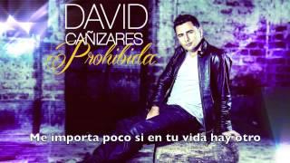 PROHIBIDA - DAVID CAÑIZARES